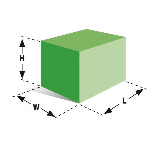 Easyflex - Dimensioni