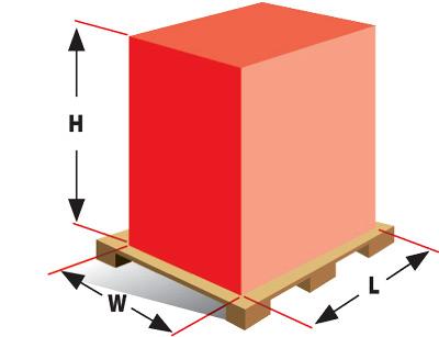 Macchine verticali - Dimensioni